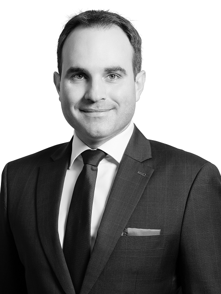 Lars Frölich,Senior Vice President Capital Markets
